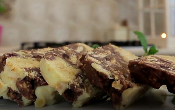 Kuchnia z klimatem: Blok czekoladowy