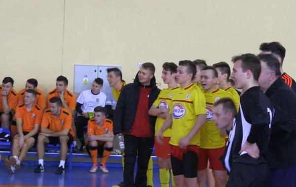 II Turniej Halowej Piłki Nożnej