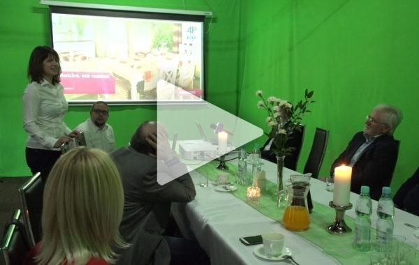 Spotkanie BCC w Telewizji Magnes