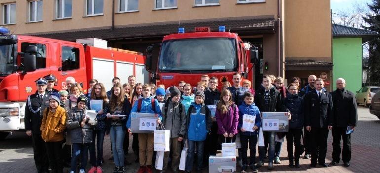 Ogólnopolski Turniej Wiedzy Pożarniczej – eliminacje powiatowe w Rykach