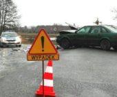 Wypadek w Okrzei