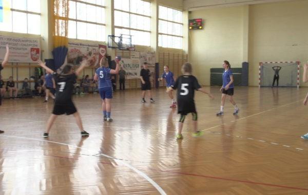Turniej Piłki Ręcznej w Ulanie Majoracie