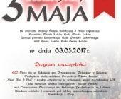 Obchody Rocznicy Uchwalenia Konstytucji 3 Maja w Łukowie