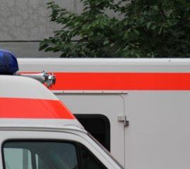 Policjant po służbie uratował 2-letnie dziecko