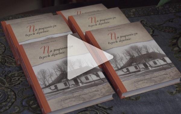 """Promocja książki """"Na pograniczu trzech dzielnic"""""""