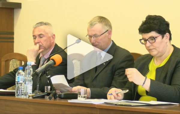 XXIV Sesja Rady Powiatu Łukowskiego