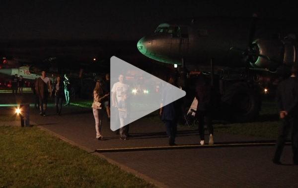 Noc Muzeów w Muzeum Sił Powietrznych w Dęblinie
