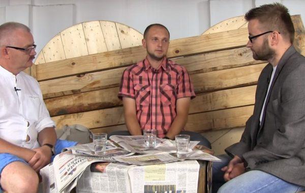 Układ Otwarty: Piotr Giczela i Łukasz Kurowski