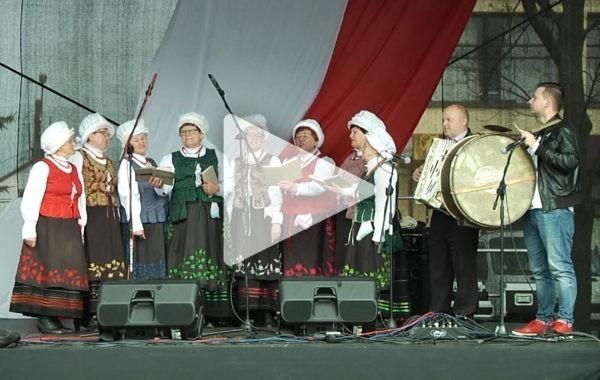 Obchody święta Biało Czerwonej w Rykach