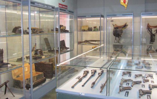 Powrót broni do muzeum