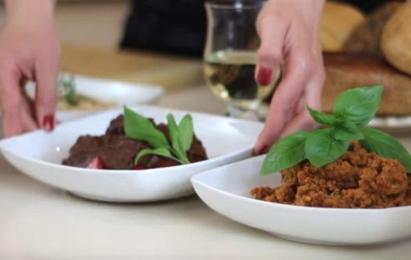 Kuchnia z klimatem: Pasty na kanapki (prod. Magnes.TV)