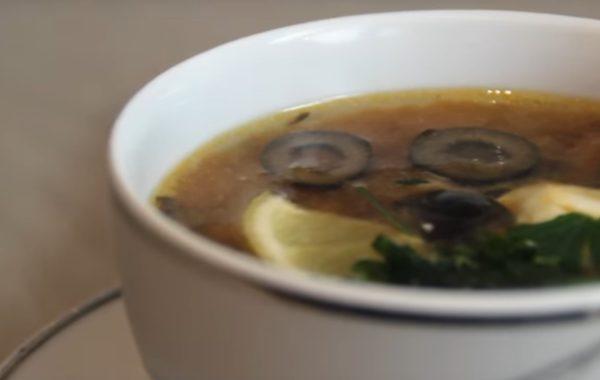 Kuchnia z klimatem: Solianka