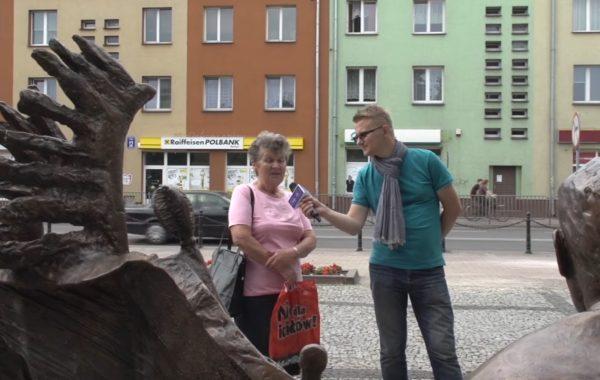 Uliczny Rentgen: Ławeczka Sienkiewicza