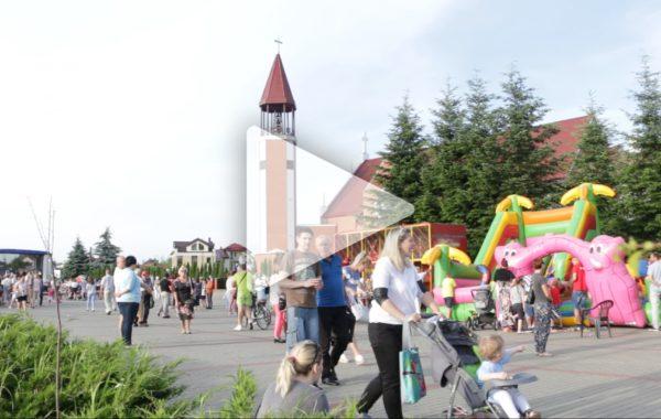 25-lecie parafii Św. Brata Alberta w Łukowie