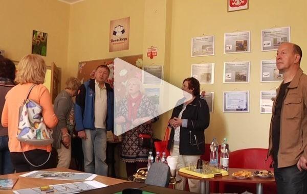 Estończycy wizytują powiat rycki