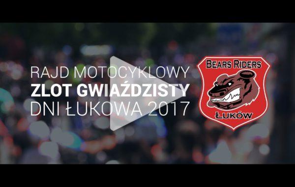 Przejazd motocyklowy – Dni Łukowa 2017