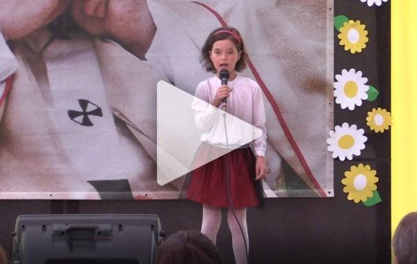 I Festiwal Pieśni Papieskiej w Wólce Domaszewskiej
