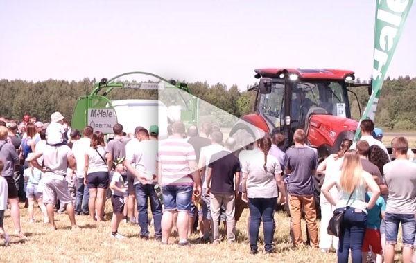 Zielone Agro-show w Ułężu