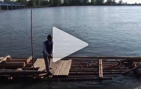 Flisacy z Ulanowa odwiedzili Dęblin