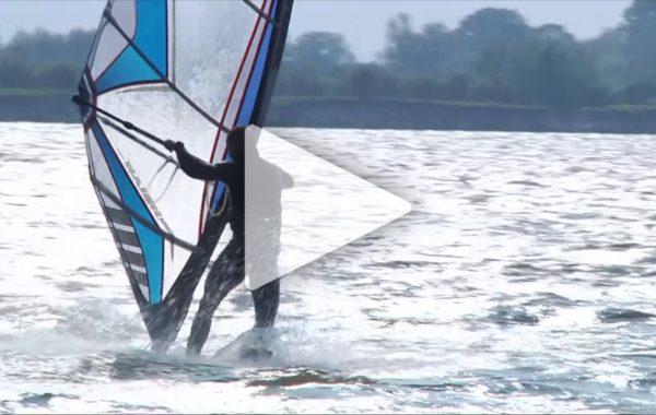 Pasjonaci: Windsurfing w Dęblinie