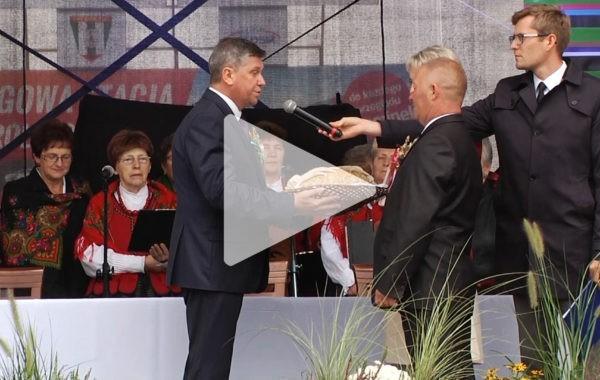 Grabów Rycki z najpiękniejszym wieńcem w województwie