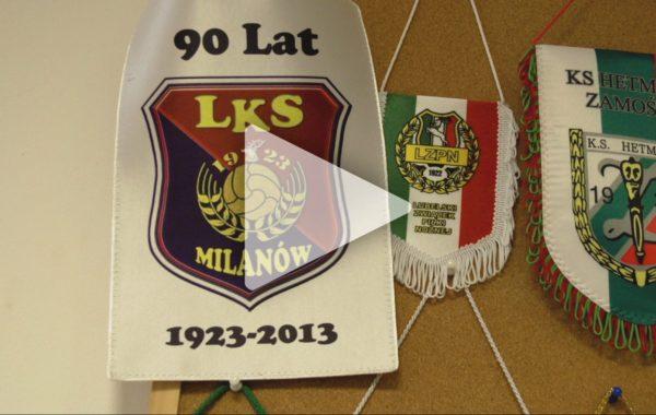 Magazyn Ligi Okręgowej – LKS Agrotex Milanów
