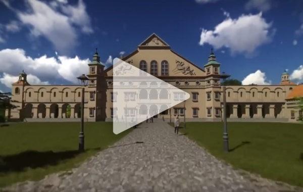 Pałac Radziwiłłów zostanie odbudowany