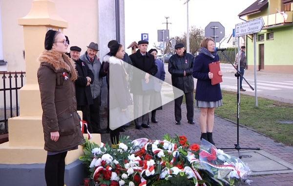 Obchody Święta Niepodległości w Kłoczewie