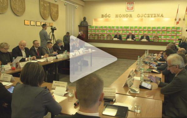 XLVI Sesja Rady Miasta Łuków