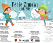 """""""Ferie Zimowe Ł'O.K. 2018"""""""
