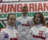 Dwa srebrne medale zawodników KSW Łuków na Pucharze Świata w kickboxingu