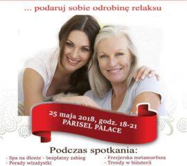 Dzień Matki i Córki w Parisel Palace