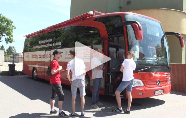 Akcja poboru krwi podczas Dni Łukowa 2018