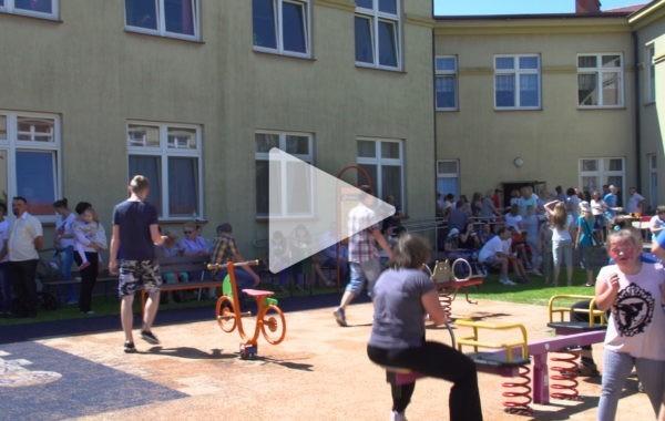 Dzień rodziny z dzieckiem niepełnosprawnym w Zespole Placówek w Łukowie