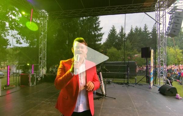 Zenon Martyniuk zespół Akcent – Kochana wierzę w miłość, Życie to są chwile
