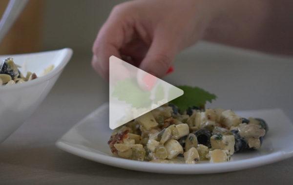 Kuchnia z klimatem: Sałatka