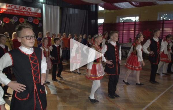 Wizyta uczniów z Wilna w Wólce Domaszewskiej