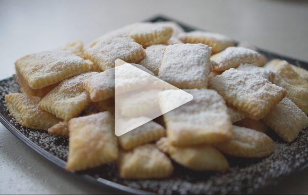 Kuchnia z klimatem: Ciasteczka dla zabieganych