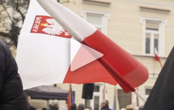 Obchody 100. Rocznicy odzyskania Niepodległości przez Polskę w Łukowie