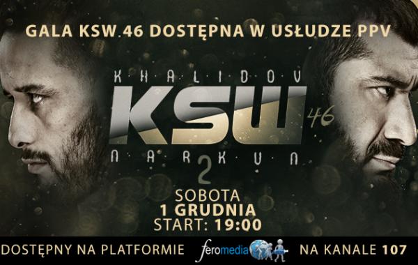 KSW 46 w sieci Feromedia!