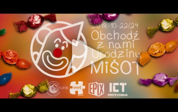 Urodziny MiŚOT Meeting 2018  – Animacja