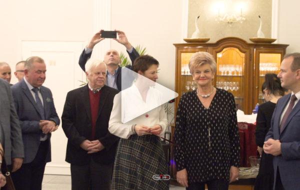 Spotkanie opłatkowe Łukowskiej Rady Biznesu