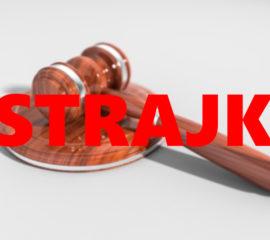 Sąd Rejonowy w Łukowie sparaliżowany.