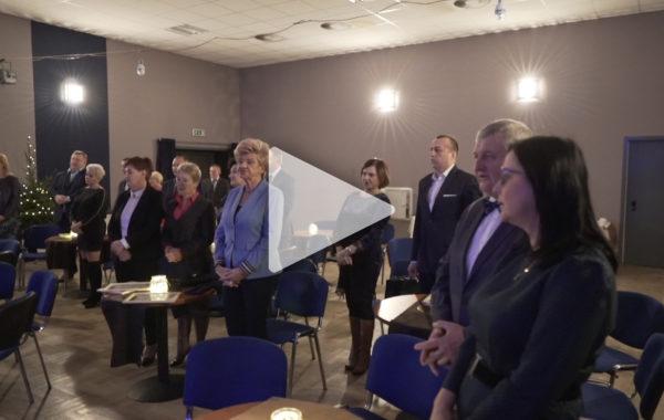 Spotkanie opłatkowe w Łukowskim Ośrodku Kultury