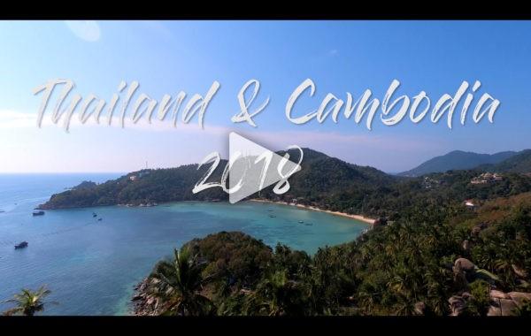 Wspomnienia Telewidzów – Szalone wakacje Kambodża & Tajlandia – Angkor Wat , Bangkok, Koh Phangan, Koh Tao, Phi Phi