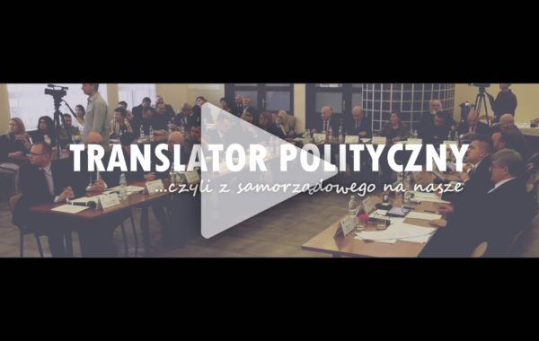 Translator polityczny #1/2019