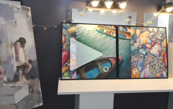 Charytatywna aukcja dzieł sztuki na VI Gali Kryształowych Magnesów