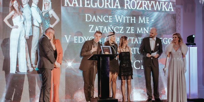 Rozstrzygnięcie kategorii Rozrywka! Na drugim miejscu DANCE WITH ME – zatańcz ze mną!