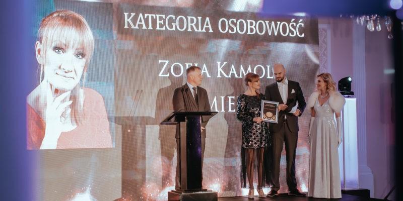 Rozstrzygnięcie najbardziej emocjonującej kategorii Osobowość! Trzecie miesjce zajęła Zofia Kamola!