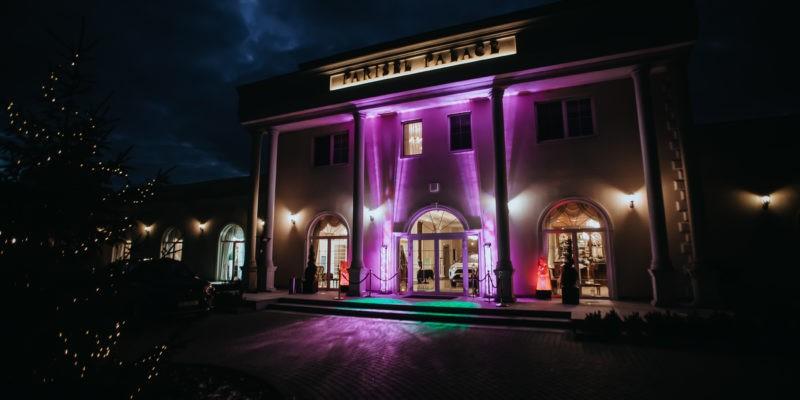 Parisel Palace to idealne miejsce na naszą luksusową Galę, profesjonalizm współpracy przerasta nasze oczekiwania :)